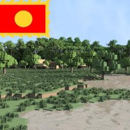 Tri Tôn, Vietnam Minecraft Map & Project