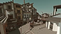 Alley Minecraft