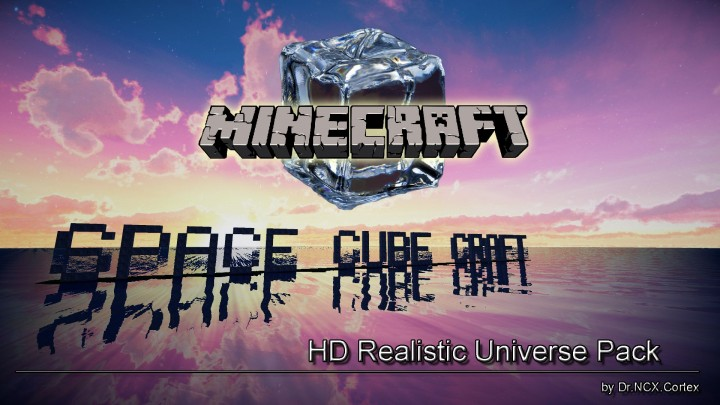 0008951111 [1.9.4/1.8.9] [256x] SCC Photo Realistic Universe Texture Pack Download