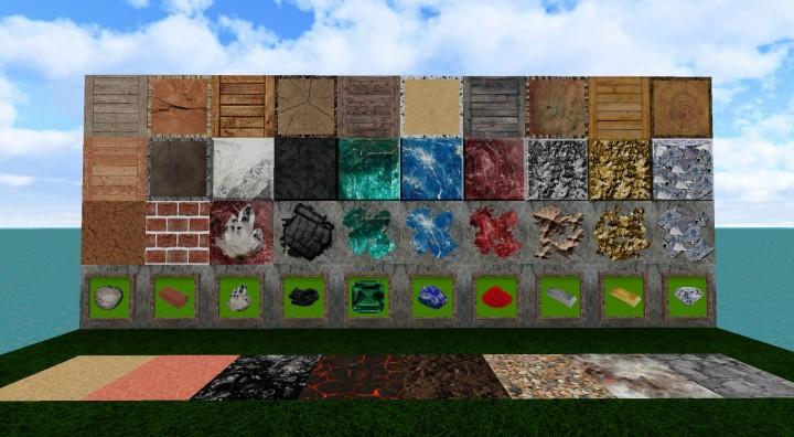 0068951119 [1.9.4/1.8.9] [256x] SCC Photo Realistic Universe Texture Pack Download