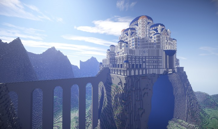 The Eyrie Game Of Thrones Minecraft Project