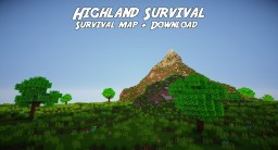Highland Survival Minecraft Project