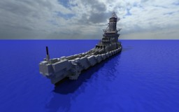 Battlecruiser Minecraft Project