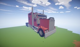 American Truck Minecraft Map & Project