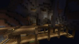 QAM - Quick Adventure Map #1 - Mining Facility Minecraft Map & Project
