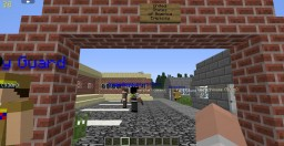 American Embassy Minecraft Map & Project