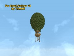 The Small Balloon V2 Minecraft Project