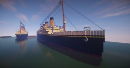RMS Olympic 1930 (outdated) Minecraft