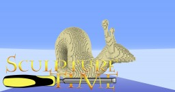 Sculpture Time - Snail Minecraft Map & Project