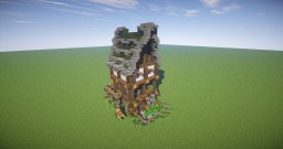 House #1 :: Fantasy Series :: 003 Minecraft Map & Project