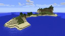 Big Survival Island by MChero145 Minecraft Map & Project