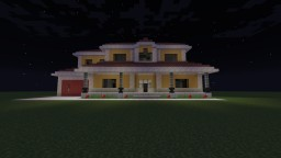 Beach Home Minecraft Map & Project