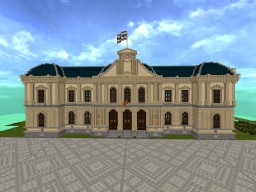 Imperial Ministry Minecraft Map & Project
