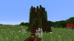 Treestump [By BettlakenGamer] Minecraft Project