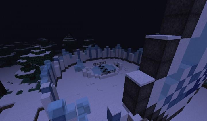 Wow. Such Ice Gym. So cool. Teehee!
