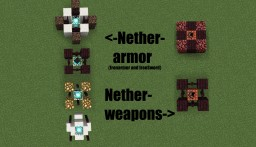 Minecraft One Command {Better Equipment}