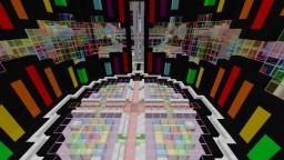 Creative Rainbow Plot Minecraft Map & Project