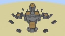 Figaro Castle (Final Fantasy VI) Minecraft Map & Project