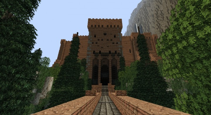 Sens Fortress