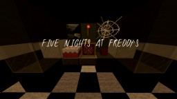 Five Nights at Freddy's (MAP) Minecraft
