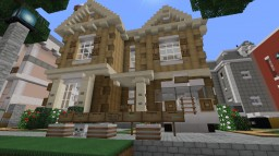 Sub-Urban Craftsman House - World of keralis Minecraft Map & Project