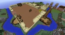 The Alamo Minecraft Map & Project