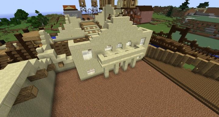 how to build the alamo