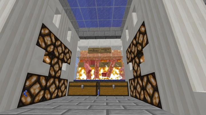 minecraft how to make a iron golem farm