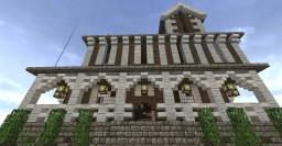 Grande Villa Minecraft Map & Project