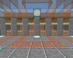 Redstone Command Block World