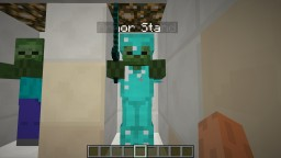 Zombie ArmorStand Minecraft Map & Project