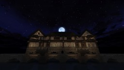Medieval Bridge-top Houses Minecraft