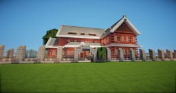 Traditional House 1 by marre_lipp (me) Minecraft Map & Project