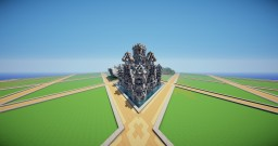 Frostic Quarters Minecraft Map & Project