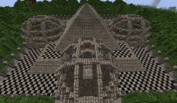 Random Temple Minecraft Map & Project