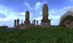 The Twins Minecraft Map & Project