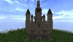 Mega Castle Minecraft Map & Project