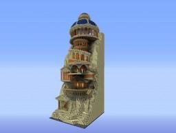 DesertDungeon Minecraft Map & Project