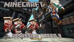 Assassins Creed 3 In Vanilla Minecraft! Minecraft Map & Project
