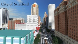 Stratford City   State of Victoria   Union Islands Minecraft Map & Project