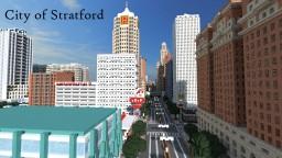Stratford City | State of Victoria | Union Islands Minecraft