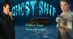 SS.Andrea Doria-Ghost Ship SS.Antonia Graza With all film Interiors)) Minecraft Map & Project