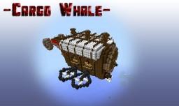 [Lionhaven Fleet] Cargo Whale Minecraft Map & Project