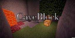 CaveBlock Remastered v0.1 Minecraft Map & Project