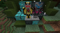 Customizable Armors Mod - Futuristic Armor Customization by V3thos Minecraft Mod