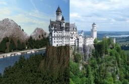Konigsburg | Innenstadt Walled City Minecraft