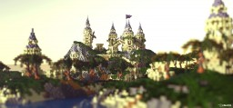 Desolate Fortification Minecraft Map & Project