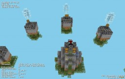 Gravity skywars Minecraft Map & Project