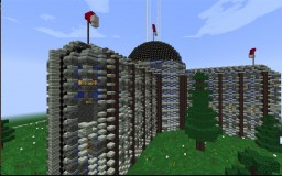 Bellbroke Palace Minecraft Map & Project