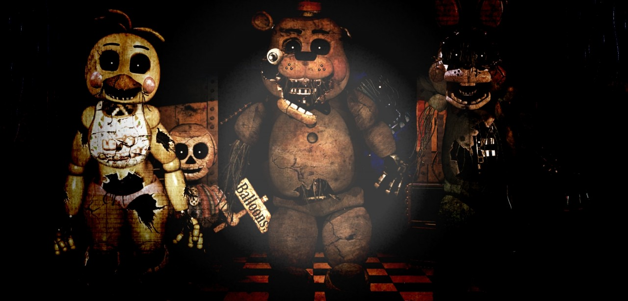 Fab quot five nights of nightmares quot five nights at freddy s